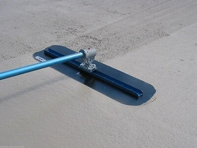 MBW Big Blue Concrete Float Kit 4ft or 1200mm,  FREE Next day Delivery