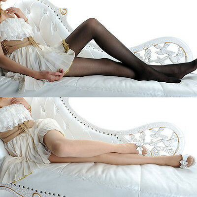 Nylon Stockings Sheer Stockings Invisible Thin Tights Ultra Slim Sexy