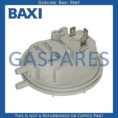 Baxi Potterton Gas Spare Air Pressure Switch Part No 5112198 - New Genuine