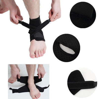 Ankle Brace Support Guard Protector Orthosis Stabilizer Bandage Foot Drop