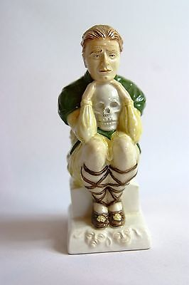 Hamlet, Figurine from the Shakespeare Collection by H J Wood Pottery