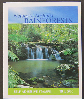 Booklet - 2003 Nature of Australia Rainforests (Barcode 2)