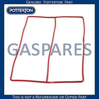 Potterton Gas Spare Combustion Chamber Sump Seal Part No 236123 - New Genuine