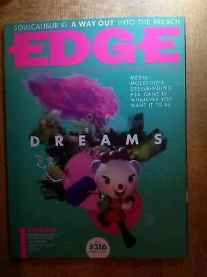 Edge magazine Dreams