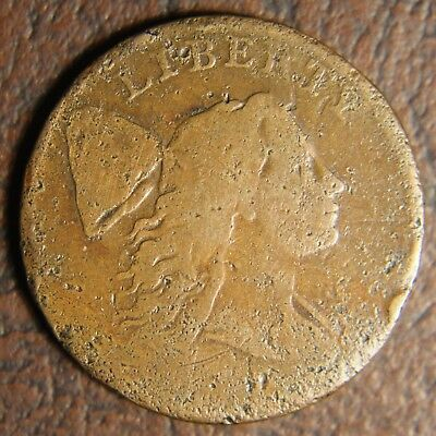1794 Capped Liberty Large Cent, Head of 1794, S-28