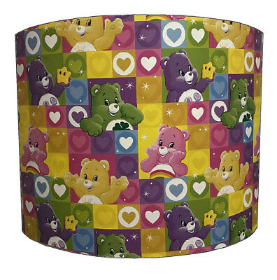 Lampshades, Ideal to Match Care Bears Duvet Covers & Care Bears Quilt Covers.