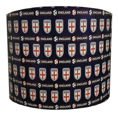 England Football Lampshades, Ideal to Match England Duvets & England Wallpaper.