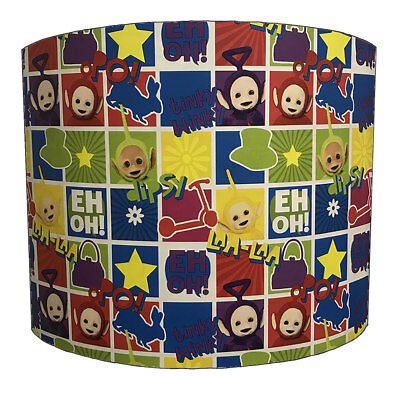 Lampshades Ideal to Match Telletubbies Duvet Covers & Telletubbies Quilt Covers