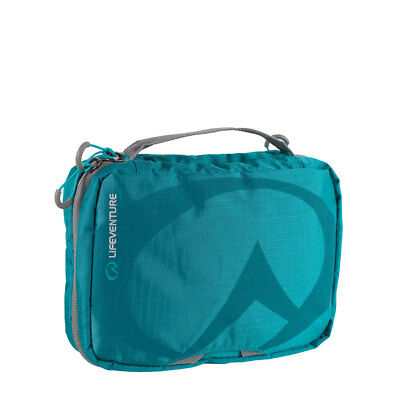 Lifeventure Large Travel Wash Bag - Petrol