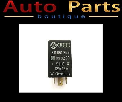 Porsche 911 1989-1998 Oem Genuine Multipurpose Relay 811951253