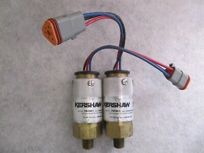 Lot of 2 KERSHAW Sensor Pressure Regulator 791921 (New No Box)