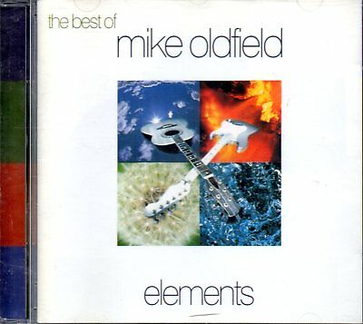 Mike Oldfield ‎– The Best Of Mike Oldfield: Elements  CD 1993