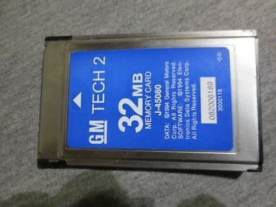32MB Card For GM Tech2 6 Software Optional GM Tech2 Memory Card 32MB Memory