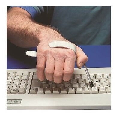 Computer PC Keyboard Typing Aid For Disabled,Arthritic, Limited Functional Hands