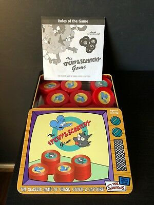The Itchy And Scratchy Special Edition Game - 2005