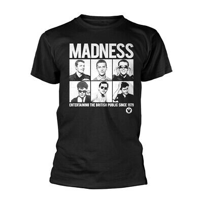 044f0ce7 Madness Suggs Ska Punk Portraits Official Tee T-Shirt Mens Unisex