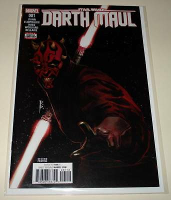 STAR WARS : DARTH MAUL # 1 Marvel Comic (July 2017)  NM  2nd PRINTING VARIANT