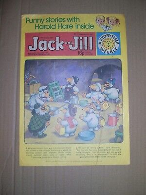 Jack and Jill issue dated August 8 1981