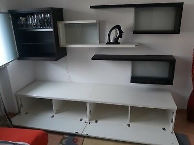 moderne modulschr nke h lsta by now eur 20 00. Black Bedroom Furniture Sets. Home Design Ideas