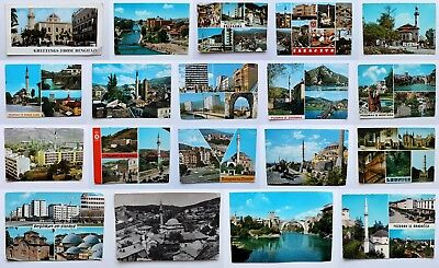 BIG LOT of Old Postcards MOSQUE ISLAM Mosques - 19 Postcards