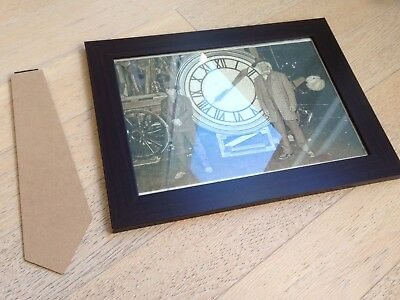 Back To The Future 3 photo Clock Tower FRAME bttf Hoverboard 1885 Marty Doc