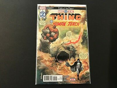 Marvel 2 in One #2 (2018) NM Marvel Comics 1st Print