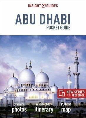 NEW Insight Guides Pocket Abu Dhabi (Insight Pocket Guides) by Insight Guides