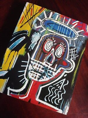 Jean Michel Basquiat Book by Richard Marshall Excellent condition 1st edition