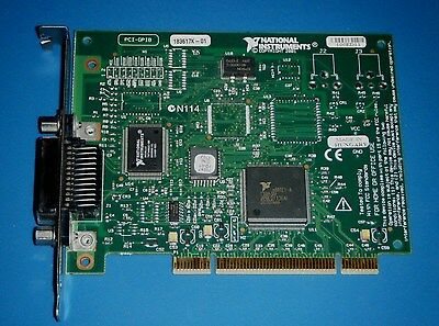 NI PCI-GPIB Controller 183617K-01 National Instruments *Tested*