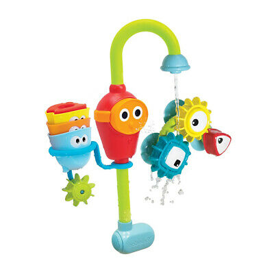 Yookidoo Baby Bath Tub Activity Toy Spin N Sort Spout Pro