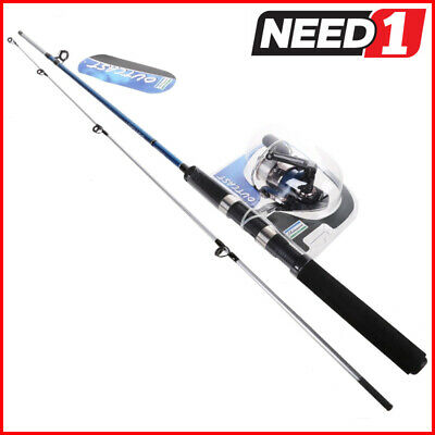 SHAKESPEARE Outcast Spin Combo Fishing Rod & Reel 1.8M