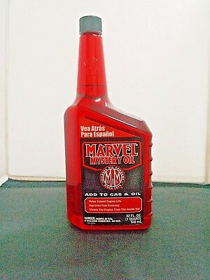 Marvel MM13R Mystery Oil - 32 oz. imported from USA