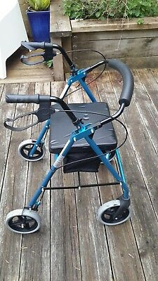 Freedomhc BRO202 Rollator Walker
