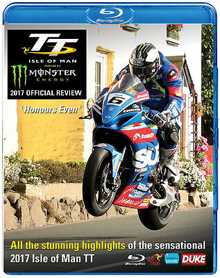 Tt Season Review 2017 (Isle Of Man Tt Official Review)  - Latest Release Bluray