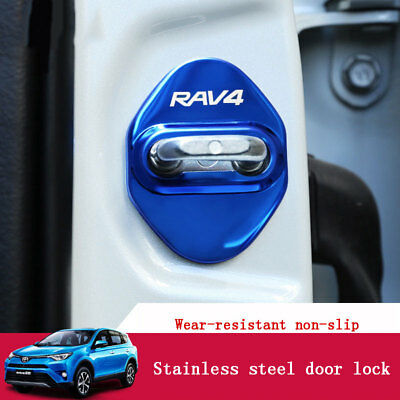 Door Lock Cover Protection Against Rust For Toyota RAV4 2014 2015 2016 2017 2018