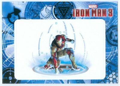 """iron Man 3 Retail Sticker #im3-32"" Upper Deck Marvel Iron Man 3"
