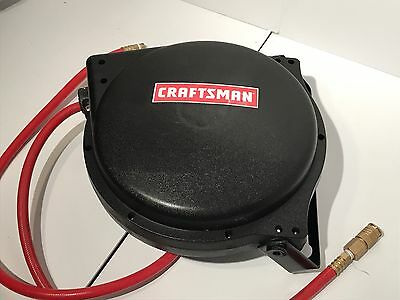 Sears Craftsman Air Hose Reel # 9-16349 25 Feet
