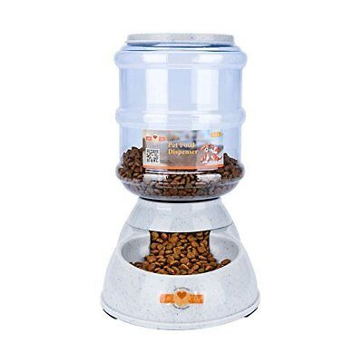 Automatic Pet Feeder Food Dispenser Designed With Durability for Dogs and Cats