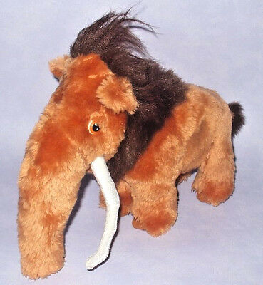 """Ice Age 12"""" Manny The Mammoth Plush Soft Toy By Jakks Pacific Mannie Manuel 2002"""