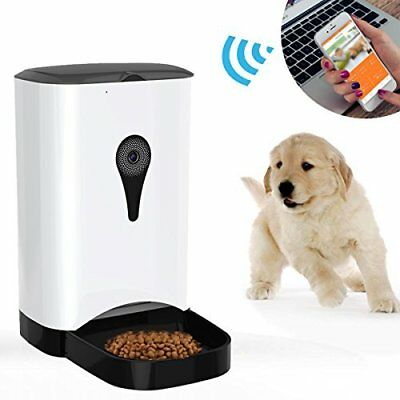 Automatic Cat Feeders Selighting Wireless Smart Auto Pet Feeder for Dog or Cat