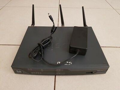 C881W-GN-A-K9 Integrated Services WiFi Router NBN