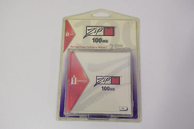 Zip Disks 100MB