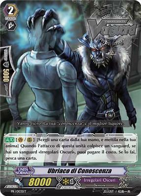 VANGUARD TCG Wingal PR//0007IT PROMO ITA NEW