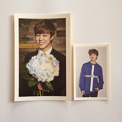 BTS, Jimin 2nd Army Kit Official Photocard + Postcard Set