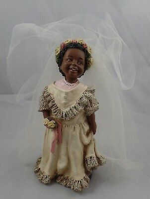 """As-Is All Gods Children """"tangie"""" Martha Holcombe Figurine #26"""