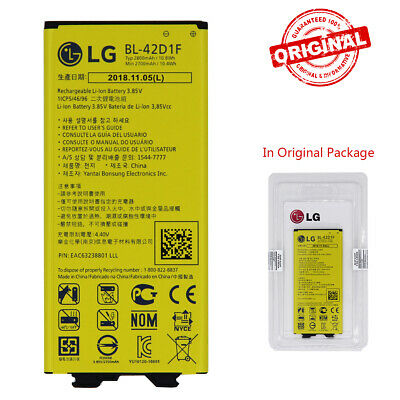 New Original Replacement Battery BL-42D1F For LG G5 H820 H860 H868 H960 Package