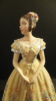 Royal Doulton Young Queens Queen Victoria HN 5705 Brand New In Box Lmt