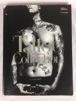 Tattoo Tribal Tattoo Collection Fujimi Mook Japanese Tattoo Book Magazine 2006