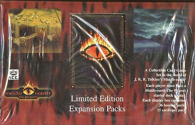 ICE Middle-Earth The Wizards Dragons, The - Booster Box (36) CCG SW
