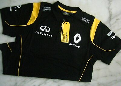 t shirt homme manches courtes renault sport f1 saison 2017 formula one t xl eur 14 50. Black Bedroom Furniture Sets. Home Design Ideas